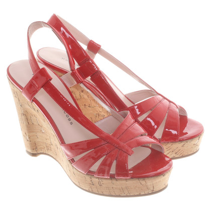 Marc by Marc Jacobs Sandals in red