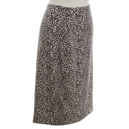 Marc Cain Rock mit Leopardenmuster