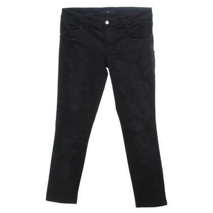 Sly 010 Jeans with application