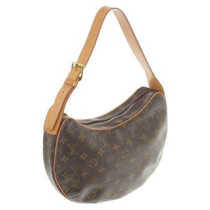 "Louis Vuitton ""Croissant Monogram Canvas"""