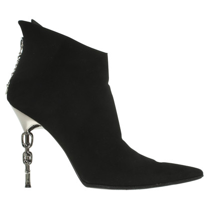Cesare Paciotti Ankle boots in black