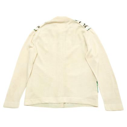 Hermès Jacke mit Print