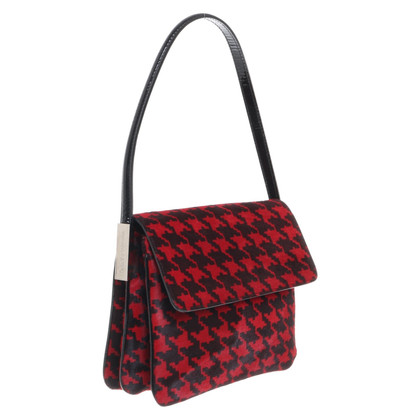 Dolce & Gabbana Handbag with houndstooth pattern
