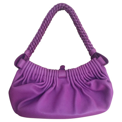 Bottega Veneta Handle bag in Fuchsia