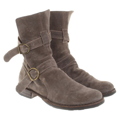 Fiorentini & Baker Ankle boots in khaki