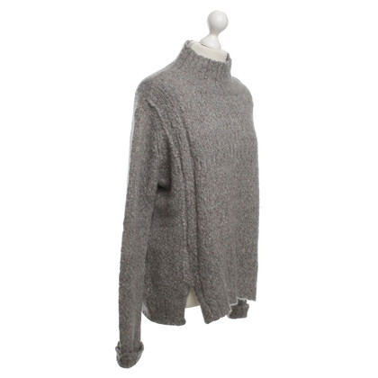 Luisa Cerano Sweater in gray melange