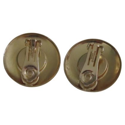 Burberry clip orecchio