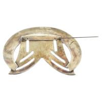 Karl Lagerfeld Metal brooch