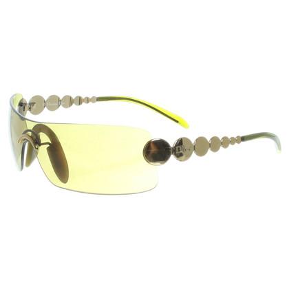 Christian Dior Sonnenbrille in Grün