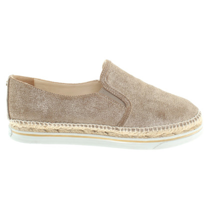 Jimmy Choo Leather espadrilles