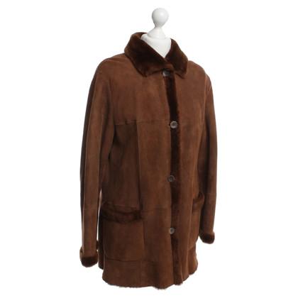 Andere Marke Jacke aus Lammfell