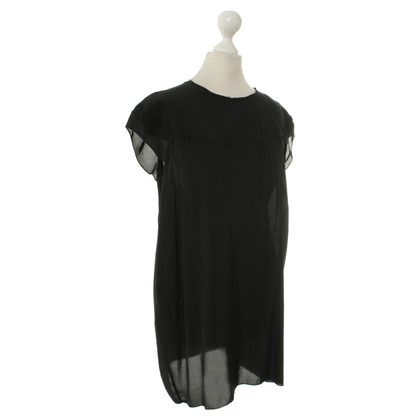 Marni Langes Top in Schwarz