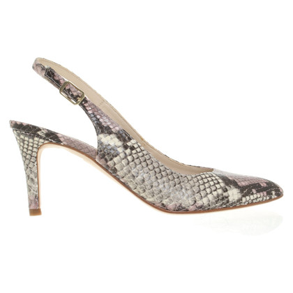 Paco Gil pumps in animal design