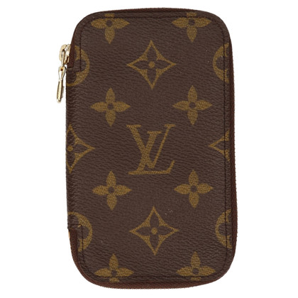 Louis Vuitton key holder from Monogram Canvas