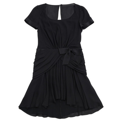 Chanel Kleid aus Seidensatin