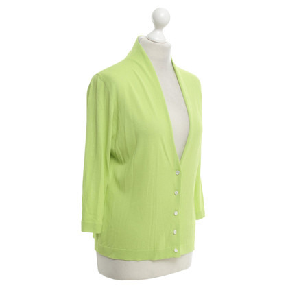 Marc Cain Cardigan in green