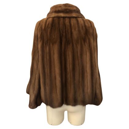 Nina Ricci giacca di pelliccia