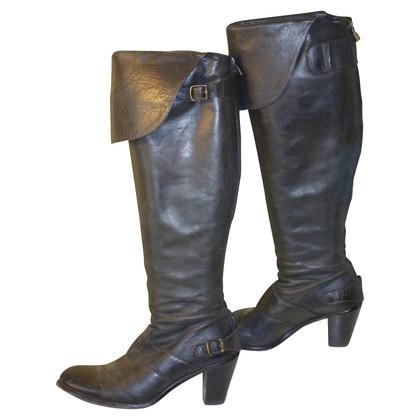 Belstaff knie laarzen