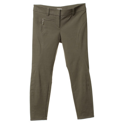 Brunello Cucinelli 7/8-broek in kaki