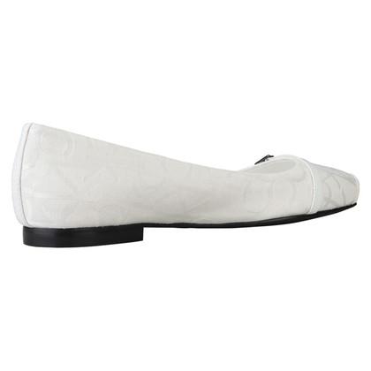Calvin Klein Calvin Klein Ballerinas White