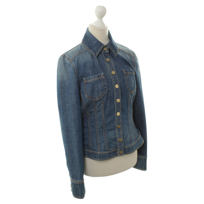 Armani Jeans Denim jacket in blue