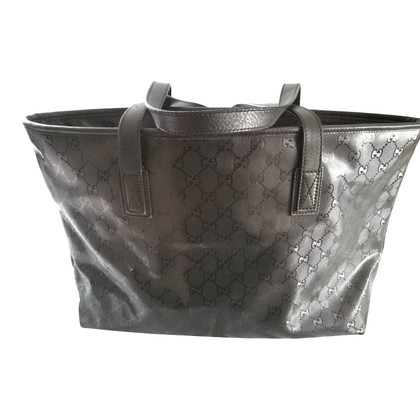 Gucci Monogram Shopper