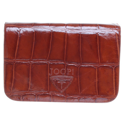 JOOP! Bag in reptile finish