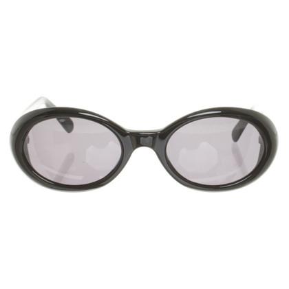Wolford Sonnenbrille in Schwarz