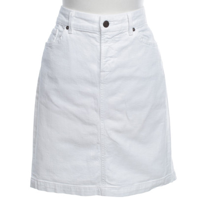 Citizens of Humanity Jeans skirt in white