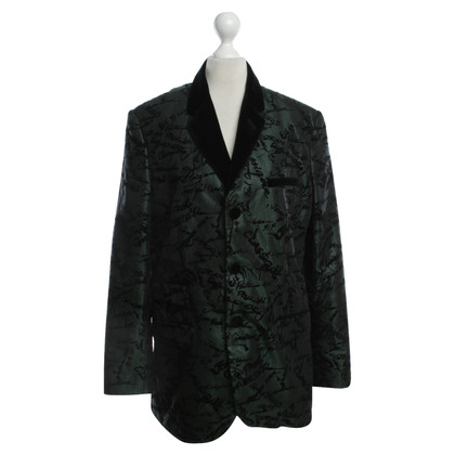 Jean Paul Gaultier Changing jacket in green / black