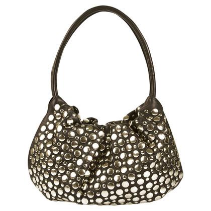 Sonia Rykiel Handbag with studs trim