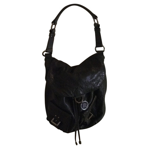 71f3447393 Mulberry Handbag in black - Second Hand Mulberry Handbag in black ...
