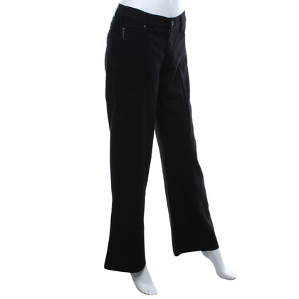 Armani Jeans Summer pants in black