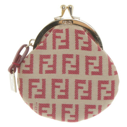 Fendi Purse in bi-color