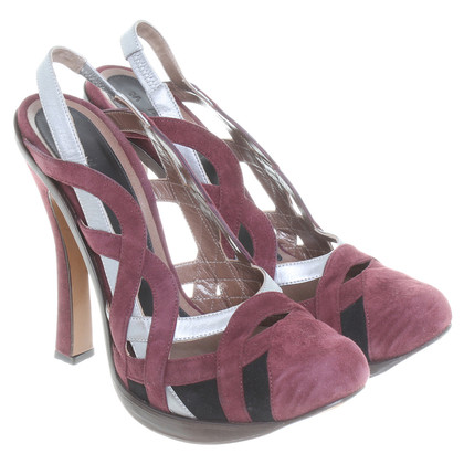 Marni Pumps with a platform