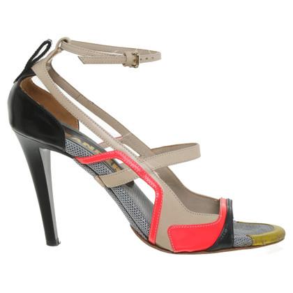 Jil Sander Multi-colored sandals