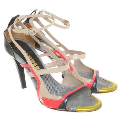 Jil Sander Multi-colored sandalen