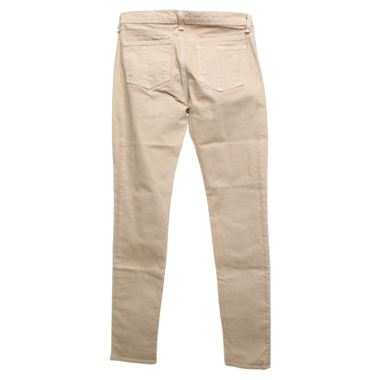 Rag & Bone Jeans in Beige