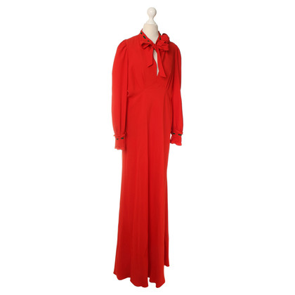Moschino Abendkleid in Rot
