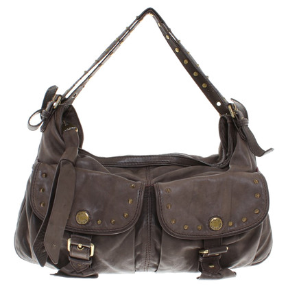 Marc Jacobs Handtasche in Taupe