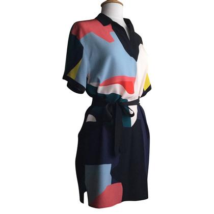 MSGM Multicolor jurk