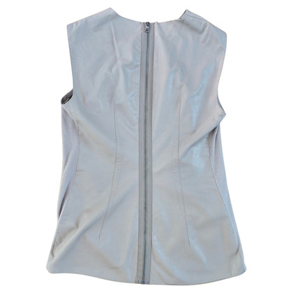 BCBG Max Azria Top similpelle