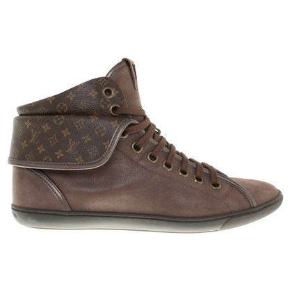 Louis Vuitton Sneakers in Bruin