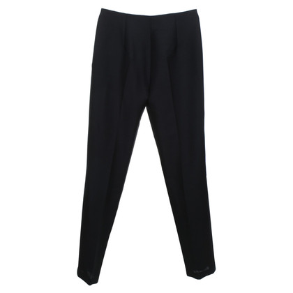Christian Dior trousers in black