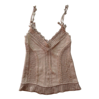 Alexander McQueen Sweet playful knit top