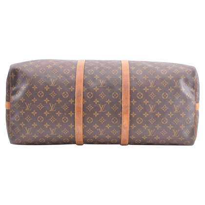 "Louis Vuitton ""Keepall 60 Bandoulière Monogram Canvas"""