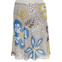 Escada skirt with pattern
