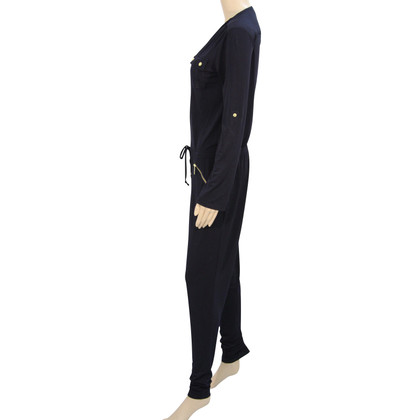 Michael Kors Jumpsuit in donkerblauw