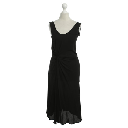 Christian Dior Jurk in zwart