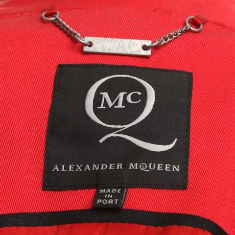 Alexander Blazer Rot Alexander Rot McQueen in McQueen 0qw1dPaP